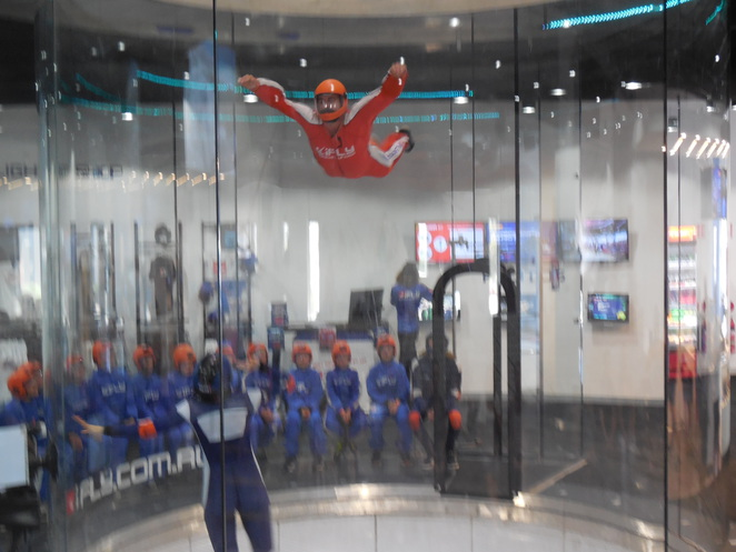 Indoor Skydiving Perth iFly