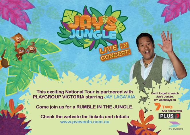 Jay's Jungle Live in Concert