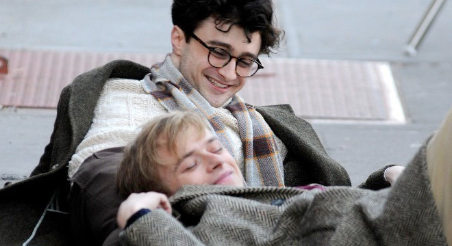 Kill Your Darlings - Film Review - Everywhere - by Miyan Daniel Radcliffe Fan