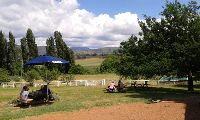 lanyon homestead, canberra, track 2, limestone plains, canberra tracks, history, tours, self drives, lanyon cafe, history,