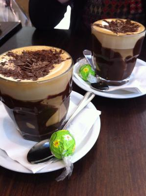 lindt cafe hot chocolate