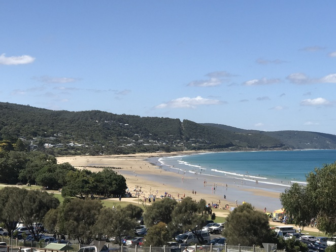 Lorne, beach, Family, Safe