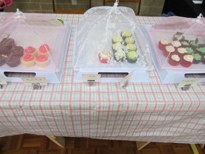marion art craft market cakes