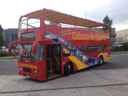 Melbourne City Sightseeing, tours, tourism, sights