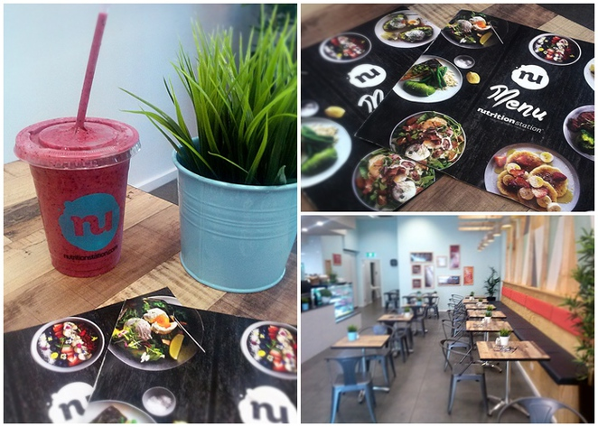 nutrition station, canberra, lonsdale street, fitness first, ACT, smoothies, healthy cafes,