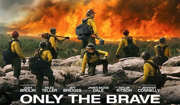 only the brave, movie, review, cinema,