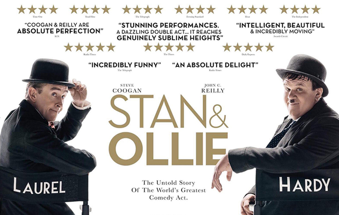 PHSG Charity Movie Fundraiser – Stan & Ollie, charity, not for profit, Wellington Square Care Packs, The Backlot Studios