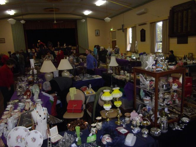 Poowong Historical Group's Antique & Collectable Fair
