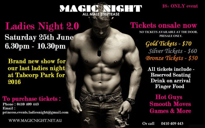 Princess Events Ladies Night Out