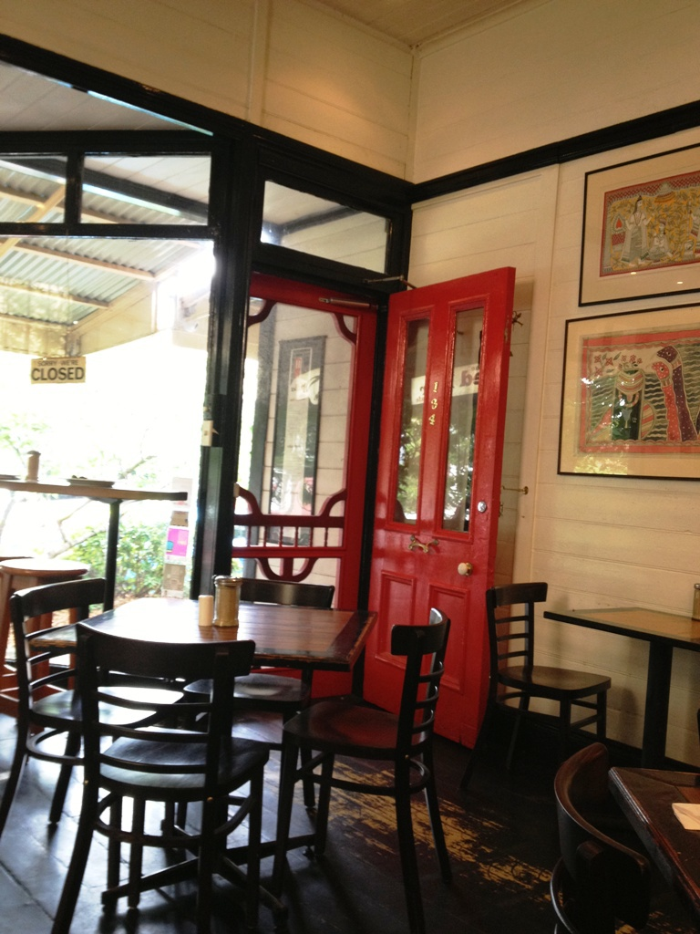 the red door cafe - sydney