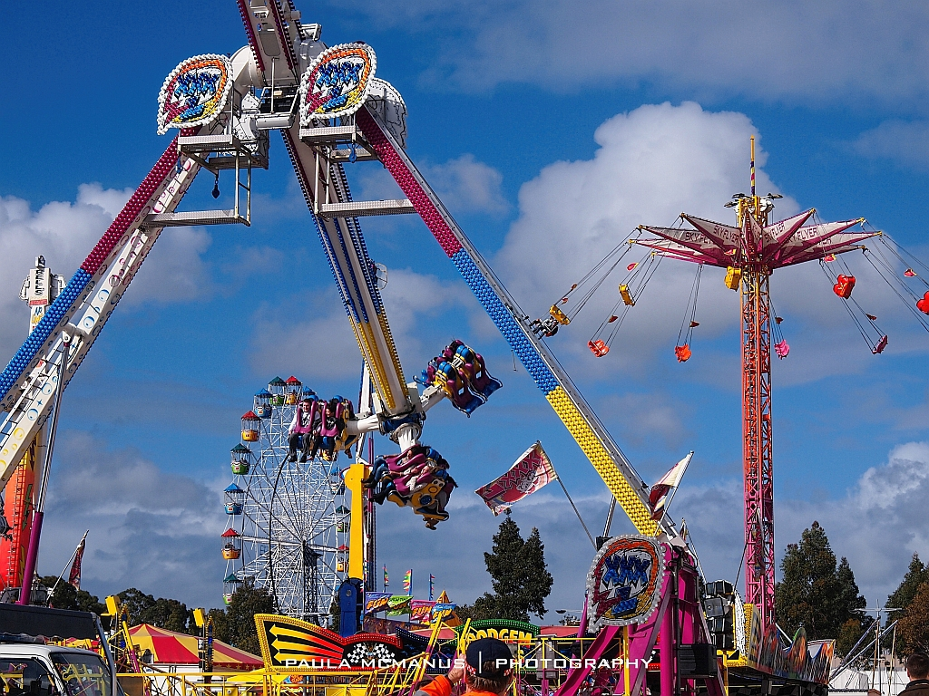 Exhibition Displays Adelaide : Entry to the royal adelaide show