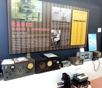 Royal Flying Doctor Service, Kalgoorlie, radio