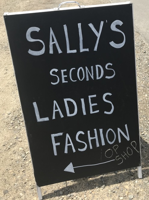 Sally's Seconds Ladies Fashion