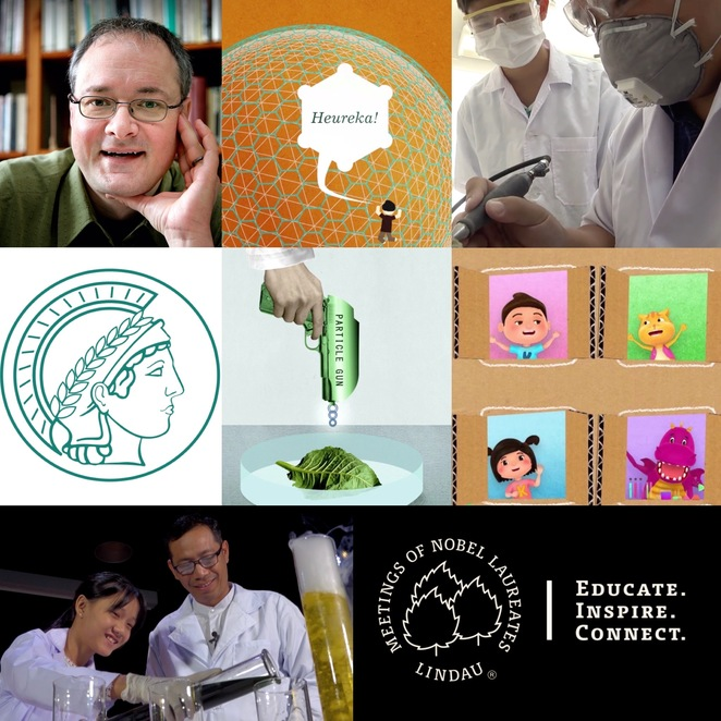 science film festival 2020 online, community event, fun things to do, educational, students, science experiments, stream films for free, goethe-institut, covid-19, joachim hecker, teenagers, live stream of science film festival 2020, nobel laureates, research