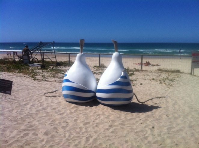 Swell sculpture, 2014, events, gold coast