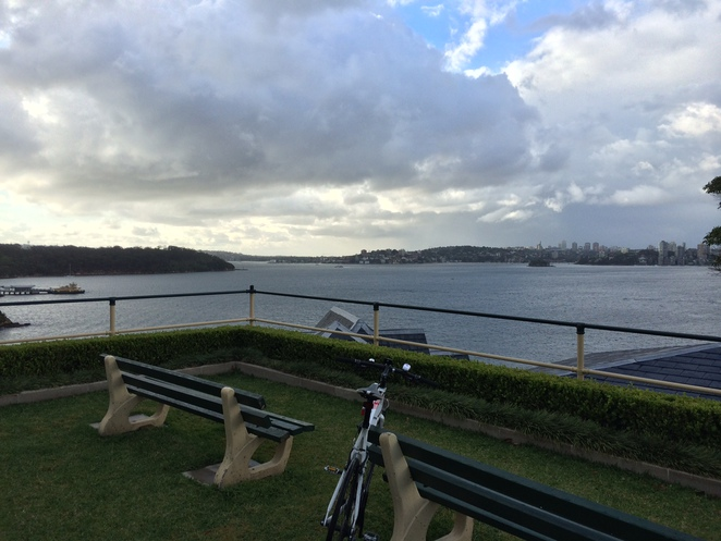 Sydney North Shore Bike Cycle Cremorne Point