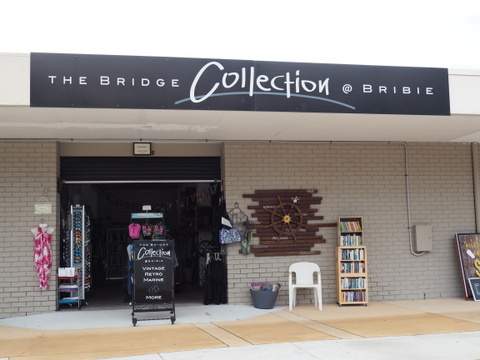 The Bridge Collection at Bribie, vintage, nautical,