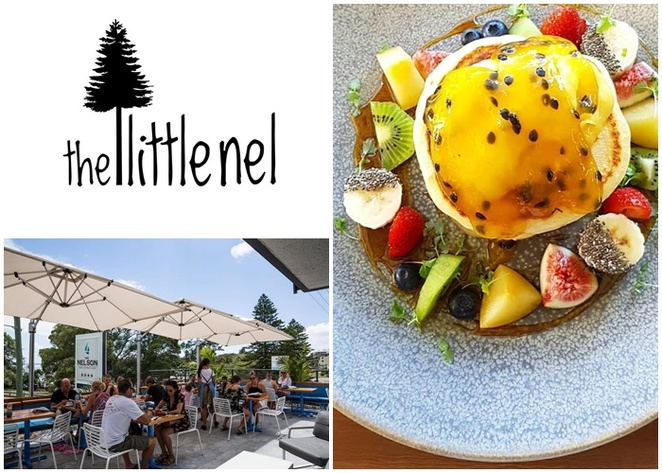 the little nel, nelson bay, hotel nelson, breakfast, brunch, lunch, best coffee in nelson bay, NSW, port stephens, best cafe in nelson bay, views, water views, best breakfast,