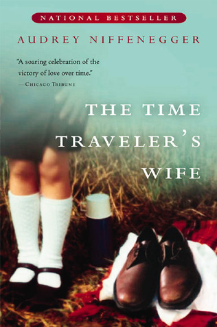 The Time Travellers Wife, time travel, books about time travel, Audrey Niffenegger