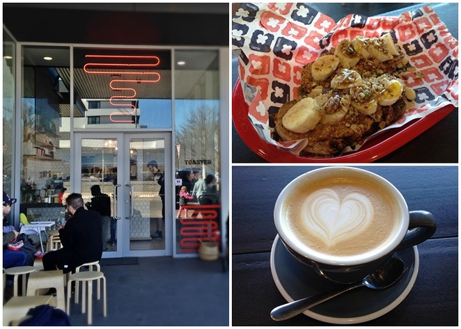 toasted, canberra, toast cafe, breakfast, all day breakfast, coffee, toast, best toast, toastie,