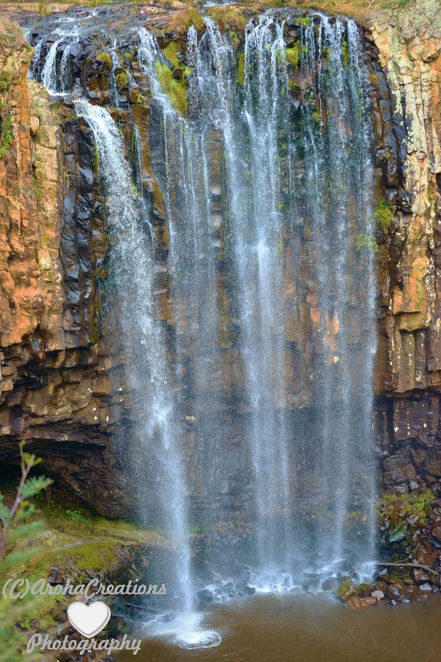 Trentham, waterfall, falls, outdoor,landscape, nature