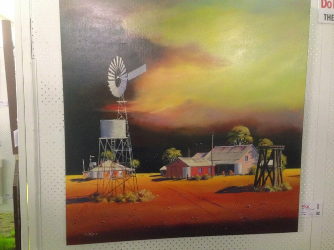 Rotary Club of Victor Harbor, Victor Harbor Art Show, Warland Reserve, Rotary International