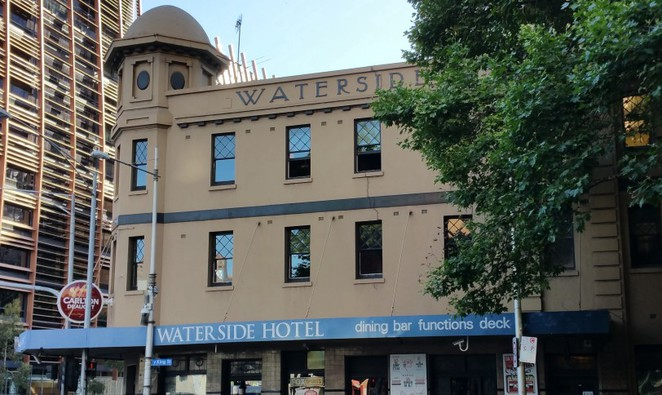 The Waterside Hotel Melbourne
