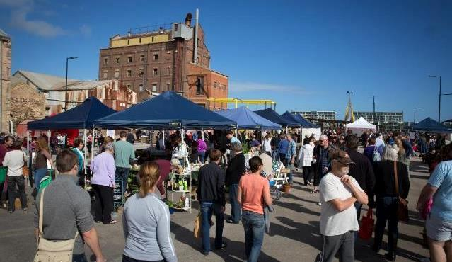 Wild at Hart markets, Our Port, Port Adelaide Art Classes