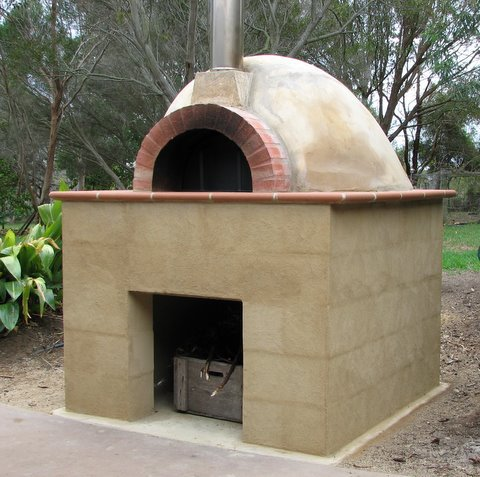 Build Your Own Wood Fired Oven Workshop - Melbourne