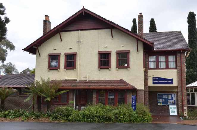 Wyreena Community Arts Centre and Cafe
