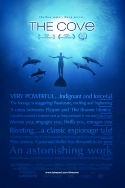 2009 The Cove Film, Dolphins, Captivity