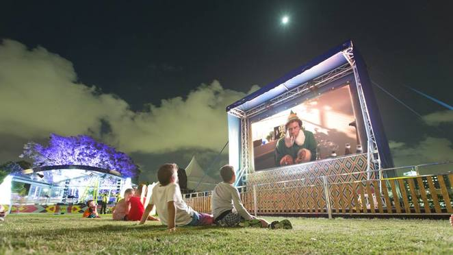 2018 christmas cinema, community event, fun things to do, free event, south bank brisbane, south bank parklands, free movies, film lovers cinema, date night, performing arts, entertainment, river quay, fun for kids, christmas stories, christmas films, arthur christmas, the nightmare bvefore christmas, miracle on 34th street, the santa clause, national lampoon's christmas vacation, gremlins, elf, rise of the guardians, the polar express, home alone