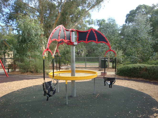 bat swing, play equipment