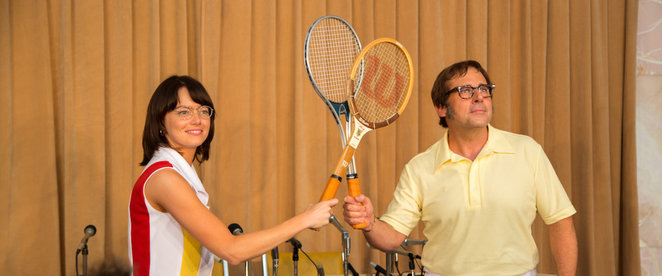Battle of the Sexes, Fox, Film, Tennis, Biographical