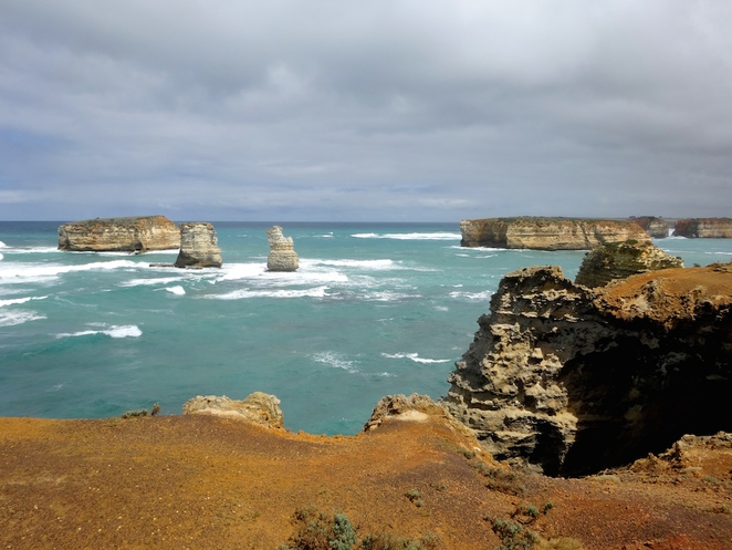 Bay of Islands, great ocean road, victoria, australia, road trip, travel, tourism, limestone