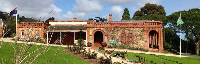 Beaumont house, Claremont, Romanesque-classical, brick, bishop augustus short, st peter's cathedral, king William road, north Adelaide, Beaumont, glynburn road, Mediterranean, Samuel davenport, Margaret Cleland, gardens, roses, olive oil, olive grove