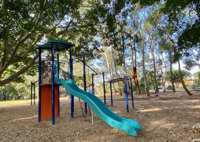 Bill Scudamore-Smith Park and Playground in Victoria Point