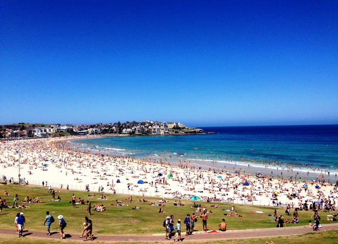 Bondi, Bondi Beach, Eastern Suburbs Beaches