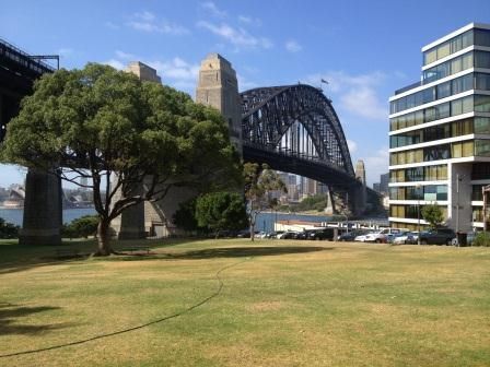Where is milsons point