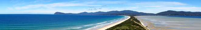 bruny, tasmania, the neck, nature, outdoors, blue, sky, island