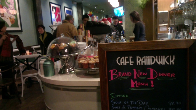 cafe randwick menu