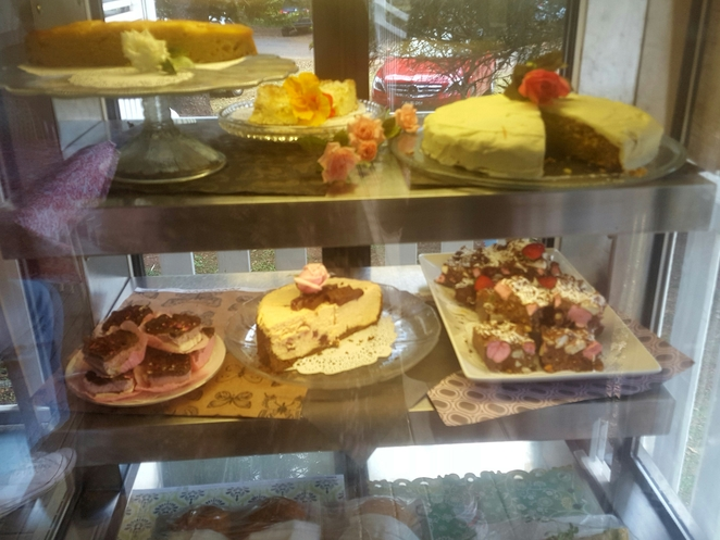 Cakes, desserts, homemade, slices, cooking