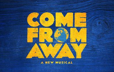 come from away, comedy theatre, comedy theatre melbourne, come from away musical, musical, 2019 musical melbourne, newfoundland, gander