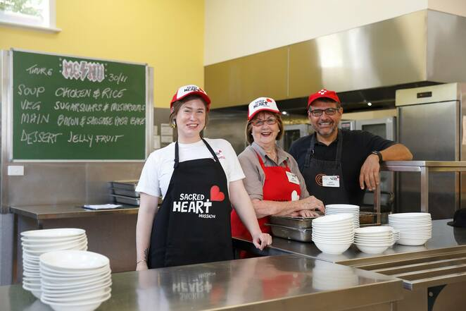 dine with heart this may 2019, community event, fun things to do, homelessness, charity, fundraiser, restaurants, raise funds for the homeless, be a local hero, sacred heart mission, soup kitchen, restaurants, participate and donate for the homeless