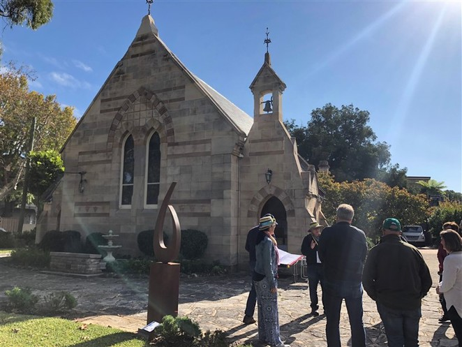 Discover Hunters Hill Art History Walking Tour, Hunters Hill, History, Walking Tour