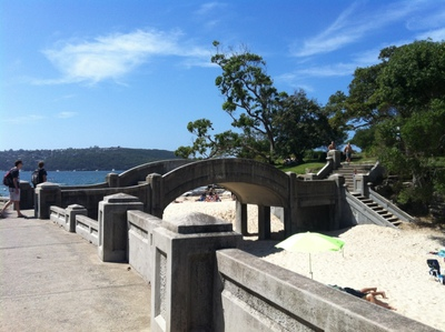 Edwards Beach, Balmoral Beach, Mosman