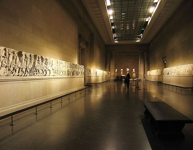 Elgin Marbles British Museum, some compared Elgin's actions to vandalism or looting. Athens Acropolis Museum