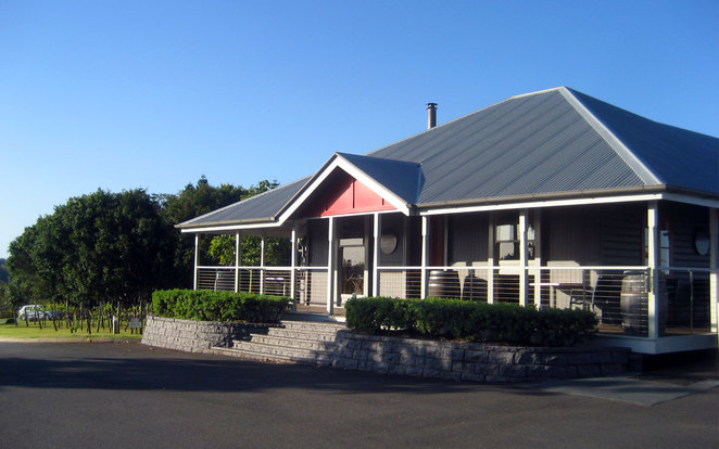 Flame Hill Winery