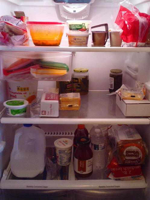 fridge, clean out your fridge day, National Clean Out Your Fridge Day, quirky holidays in November
