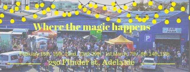 fringe festival evening market 2020, community event, fun things to do, shopping, free adelaide market event, creative corner cafe, kids activities, food vans, psychics, healers, crystals, giftware, crafts, candles, essential oils, tarot reading